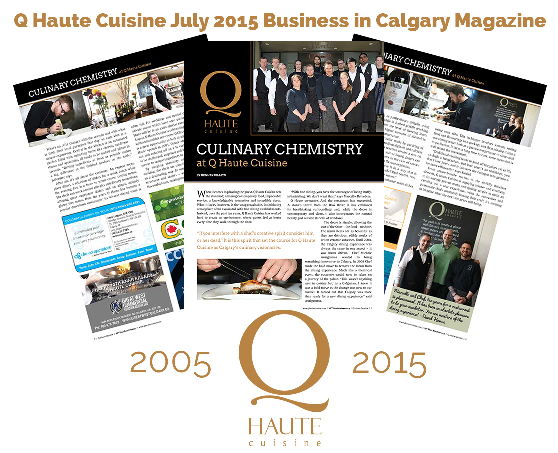 Calgary Media Relations Business in Calgary Magazine Article writing